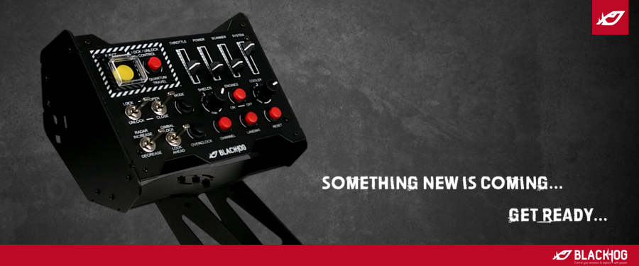 A new beginning for BlackHog Gaming Controllers