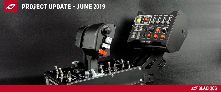 Project Update – June 2019