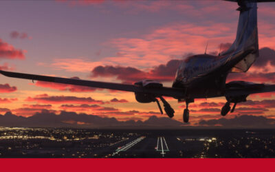 Microsoft Flight Simulator launch date