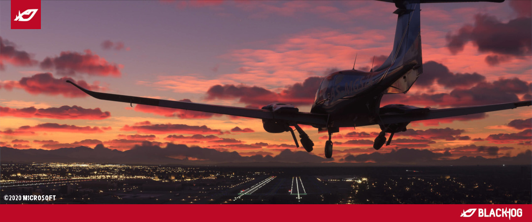 Microsoft Flight Simulator launch date