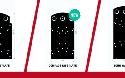 New base plates incoming