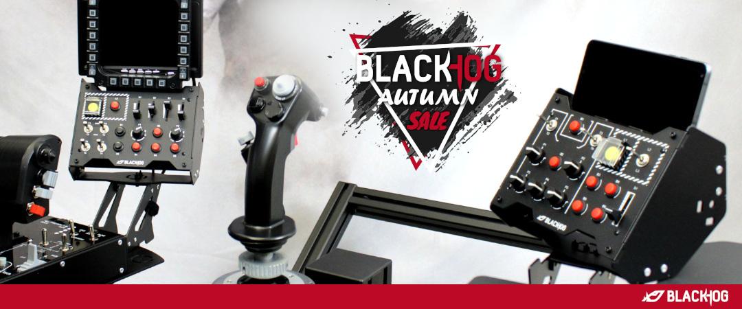 BlackHog Autumn Sale!